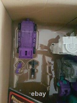 Boxed Transformers Legends takara tomy Titans Return trypticon Japanese version