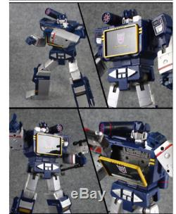 TRANSFORMERS MASTERPIECE MP-13 SOUNDWAVE G1 Action Figure Toy Takara Tomy MISB