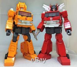 TRANSFORMERS MASTERPIECE MP33 Inferno + MP35 Grapple COMBO Deal Takara Tomy NEW