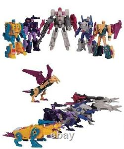 Takara Tomy Mall Exclusive Transformers Generations Selects Abominus Set Of 5