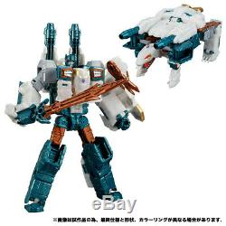 Takara Tomy Transformers GENERATION SELECTS Seacons God Neptune Japan version