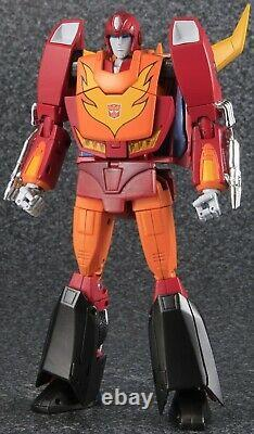 Takara Tomy Transformers Masterpiece MP-9 Rodimus Convoy From Japan