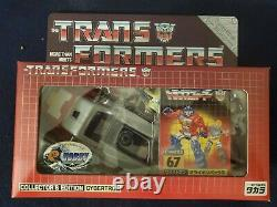 Takara Transformers e-HOBBY Collectors Edition G1 ORION PAX, Kup & Dion 67 New