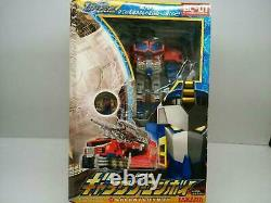 Transformers Cybertron Leader Galaxy Force Optimus Prime by Takara Tomy GC-01
