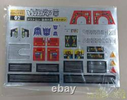 Transformers Encore 02 Megatron Reissue 2007 with BOX Takara Tomy from Japan
