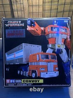 Transformers Masterpiece MP-10 Optimus Prime Convoy Takara Tomy Complete used