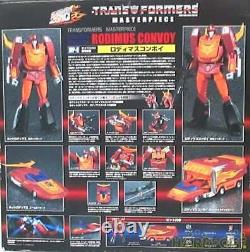 Transformers Masterpiece MP-9 Rodimus Convoy Takara Tomy From Japan