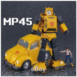 Transformers toy TAKARA TOMY MP-45 Bumblebee 2.0 G1 Action figure