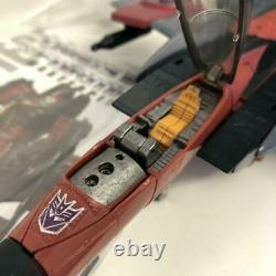 USED Transformers Masterpiece MP11NT Thrust TAKARA TOMY from Japan Free Ship