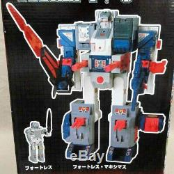 Unopened Transformers Encore 23 Fortress Maximus G1 Takara Tomy Excellent RARE