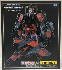 Takara Tomy Mall Exclusive Transformers Masterpiece Mp-11nt Poussée