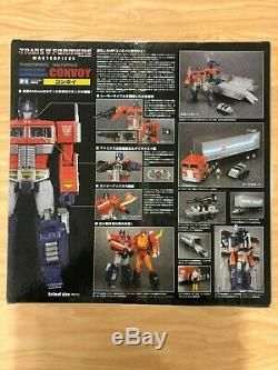 Takara Tomy Transformers Masterpiece Mp-10 Convoi Optimus Prime Misb Mint