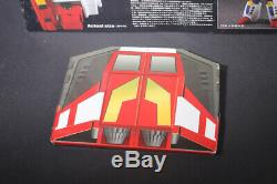 Takara Tomy Transformers Masterpiece Mp-24 Starsaber Avec Coin 100% Authentiques