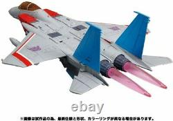 Transformer Masterpiece Mp-52 Starscream Ver. 2.0 Takaratomy Japon Prévente
