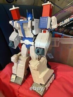 Transformers Takara Tomy Masterpiece Mp-22 Ultra Magnus Prototype Très Rare